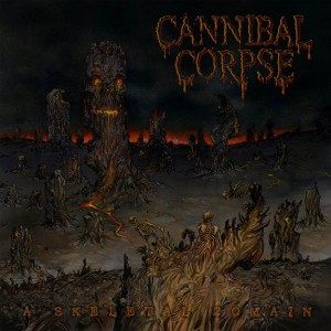 CANNIBAL CORPSE - A SKELETAL DOMAIN (CD DIGIPACK)