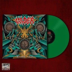 VADER - DARK AGE (LP GATEFOLD GREEN VINYL LIMIT 100 COPIES)