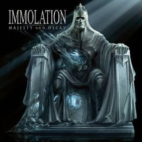 IMMOLATION - MAJESTY AND DECAY (CD)