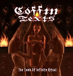 COFFIN TEXTS - THE TOMB OF INFINITE RITUAL (CD)