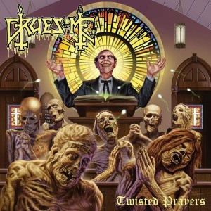 GRUESOME - TWISTED PRAYERS (LP)