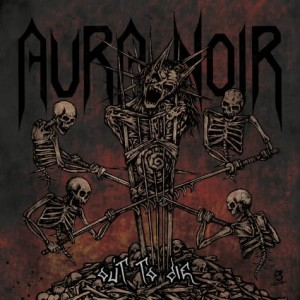 AURA NOIR - OUT TO DIE (CD DIGIPACK)