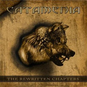 CATAMENIA - THE REWRITTEN CHAPTERS (CD)