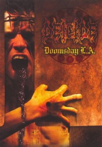 DEICIDE - DOOMSDAY L.A. (DVD)