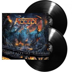 ACCEPT - THE RISE OF CHAOS (2LP 180g GATEFOLD)