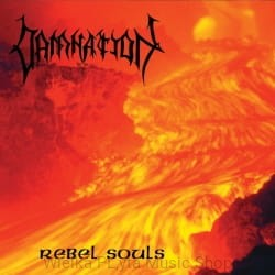 DAMNATION - REBEL SOULS (CD DIGIPACK LIMIT 500 COPIES)