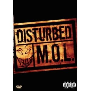 DISTURBED - M.O.L.  (DVD)