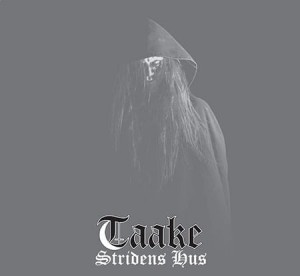 TAAKE - STRIDENS HUS (CD DIGIPACK)
