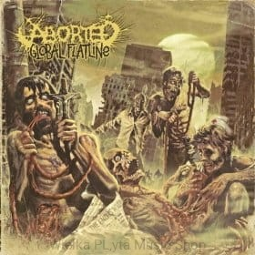ABORTED - GLOBAL FLATLINE (LP GATEFOLD)