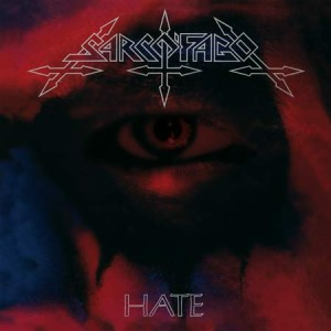 SARCOFAGO - HATE (LP 180g)