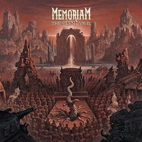 MEMORIAM - THE SILENT VIGIL (LP GATEFOLD)