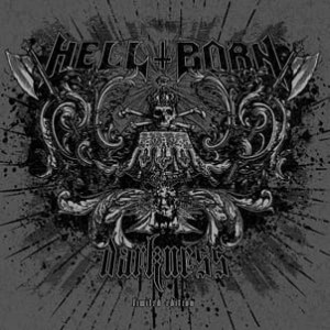 HELL-BORN - DARKNESS (CD DIGIPACK)