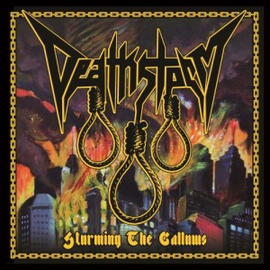 DEATHSTORM - STORMING THE GALLOWS (CD)