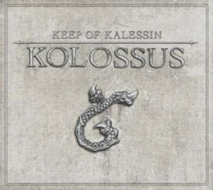 KEEP OF KALESSIN - KOLOSSUS (2LP GATEFOLD)