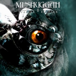MESHUGGAH - I SPECIAL EDITION (CD)