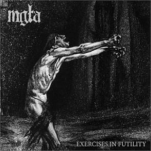 MGŁA - EXERCISES IN FUTILITY (CD)