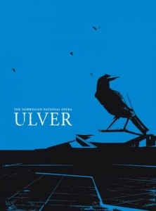 ULVER - THE NORWEGIAN NATIONAL OPERA (BLU-RAY+DVD DIGIBOOK)