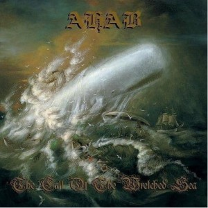 AHAB - THE CALL OF THE WRETCHED SEA (CD)