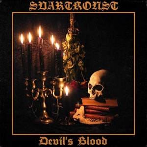SVARTKONST - DEVIL'S BLOOD (CD)