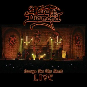 KING DIAMOND - SONGS FOR THE DEAD LIVE (2CD + DVD DIGIPACK)