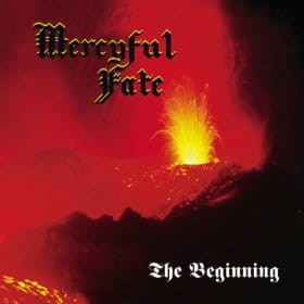 MERCYFUL FATE - THE BEGINNING (CD DIGIPACK)
