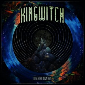 KING WITCH - UNDER THE MOUNTAIN (CD DIGIPACK)