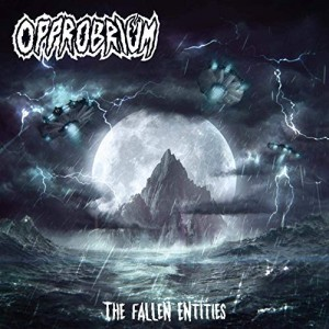 OPPROBRIUM - THE FALLEN ENTITIES (CD)