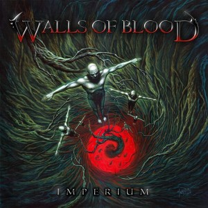 WALLS OF BLOOD - IMPERIUM (CD DIGIPACK)