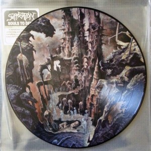 SUFFOCATION - SOULS TO DENY (LP PICTURE)