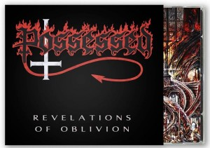 POSSESSED - REVELATIONS OF OBLIVION (CD SLIPCASE)
