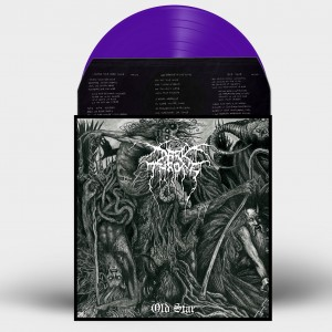 DARKTHRONE - OLD STAR (LP PURPLE VINYL) PREORDER, PREMIERA 31/05/2019