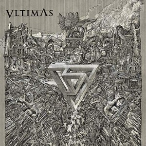 VLTIMAS - SOMETHING WICKED MARCHES IN (LP)