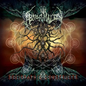 ABNORMALITY - SOCIOPATHIC CONSTRUCTS (CD)