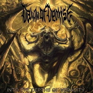 DAWN OF DEMISE - INTO THE DEPTHS OF VERACITY (CD)