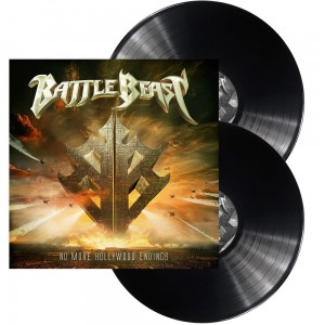 BATTLE BEAST - NO MORE HOLYWOOD ENDINGS (2LP)