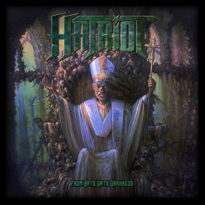 HATRIOT - FROM DAYS UNTO DARKNESS (CD DIGIPACK)