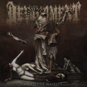 DEVOURMENT - OBSCENE MAJESTY (CD)