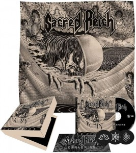 SACRED REICH - AWAKENING (CD BOX LIMITED)