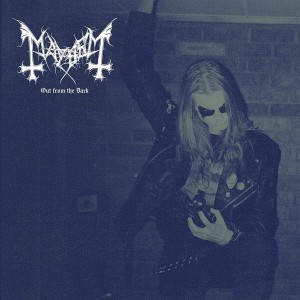 MAYHEM - OUT OF THE DARK , NORWAY 89 (LP)