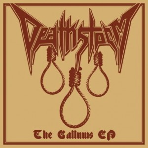 "DEATHSTORM - THE GALLOWS EP (10"" MLP)"