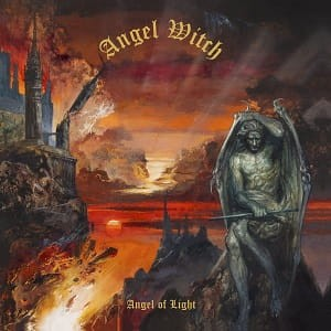 ANGEL WITCH - ANGEL OF LIGHT (CD DIGIPACK)
