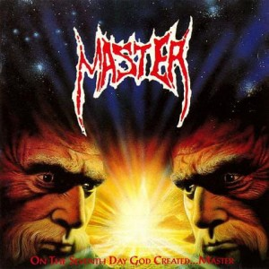 MASTER - ON THE SEVENTH DAY GOD CREATED MASTER (2CD DIGIPACK)