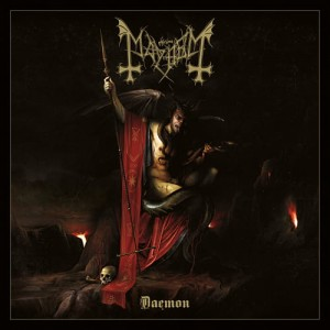 MAYHEM - DAEMON (CD)