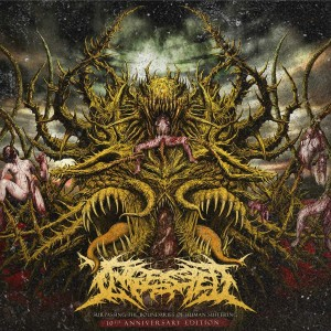 INGESTED - SURPASSING THE BOUNDARIES OF HUMAN SUFFERING (CD DIGIPACK)