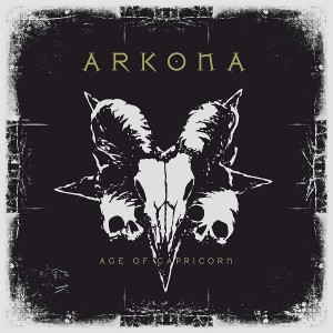 ARKONA - AGE OF CAPRICON (LP)