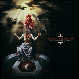 BLAZE OF PERDITION - THE HARROWING OF HEARTS (CD DIGIPACK)