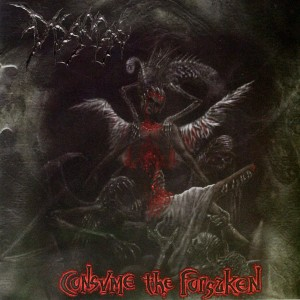 DISGORGE - CONSUME THE FORSAKEN (CD)