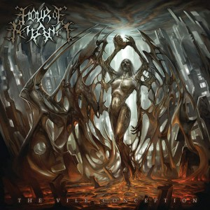 HOUR OF PENANCE - THE VILE CONCEPTION (CD)