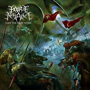 HOUR OF PENANCE - CAST THE FIRST STONE (CD)