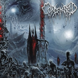 CONDEMNED - REALMS OF THE UNGODLY (CD)